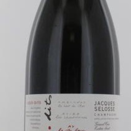 Jacques Selosse Lieux Dits Aÿ La Cote Faron Extra Brut Grand Cru Champagne Blend NV