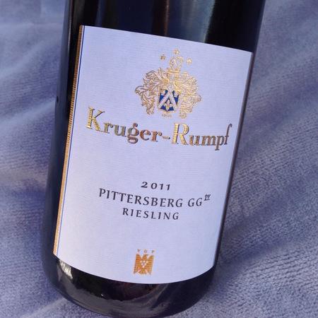 Kruger-Rumpf Pittersberg Großes Gewächs Riesling 2015