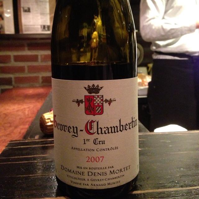 Gevrey-Chambertin 1er Cru Pinot Noir 2013
