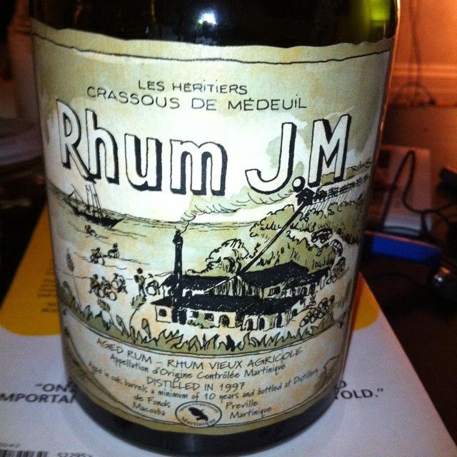 Rhum Vieux Agricole Molasses NV
