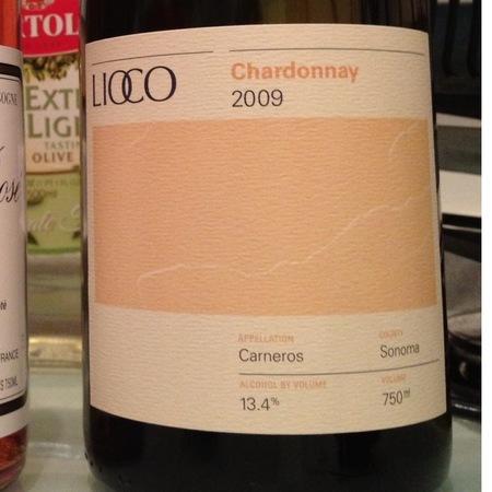 Lioco Carneros Chardonnay 2016