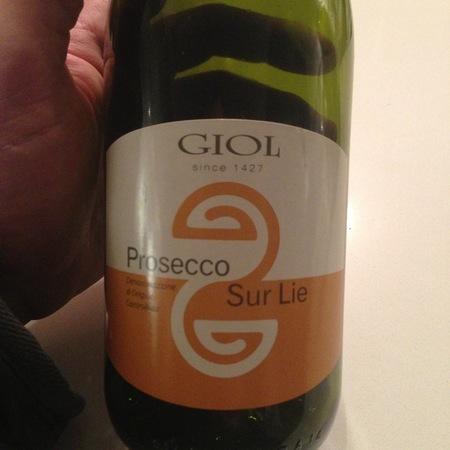 Giol Sur Lie Treviso Prosecco 2016