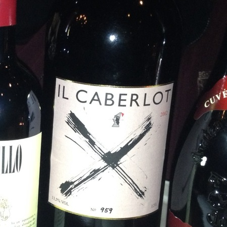 Podere Il Carnasciale Il Caberlot Toscana IGT 2002