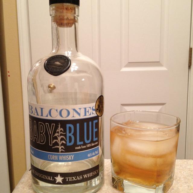 Baby Blue Corn Whiskey NV