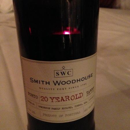 Smith Woodhouse  20 Year Old Tawny Porto NV