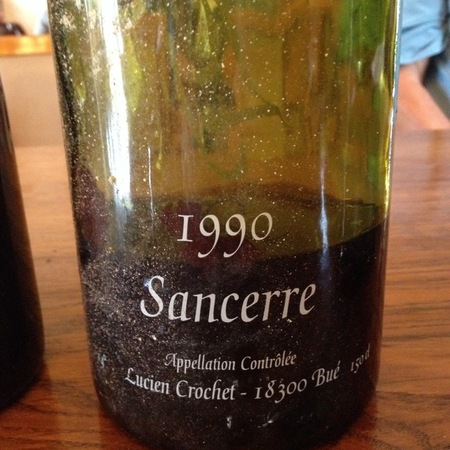 Lucien Crochet Sancerre Pinot Noir 2013