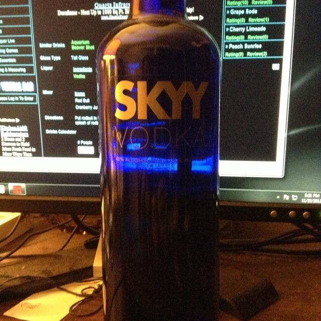 Skyy Vodka NV