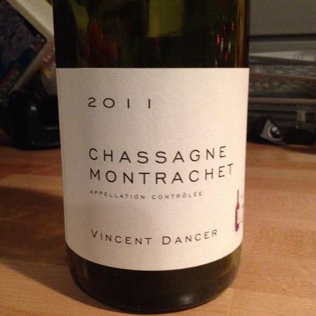 Vincent Dancer Chassagne-Montrachet Chardonnay 2015