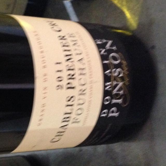 Fourchaume Chablis 1er Cru Chardonnay NV