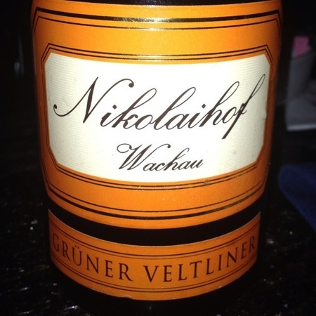 Nikolaihof Im Weingebirge Federspiel Grüner Veltliner 2015