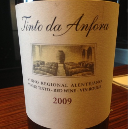 Bacalhôa Vinhos de Portugal Tinto da Ânfora Grande Escolha Alentejo Red Blend 2005