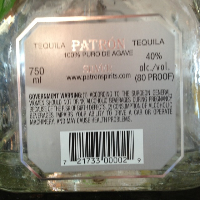 Tequila Silver NV