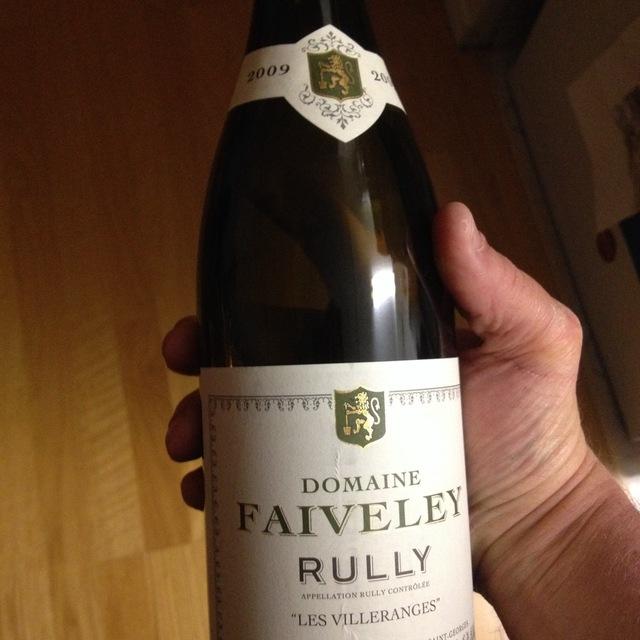 Les Villeranges Rully Chardonnay 2014