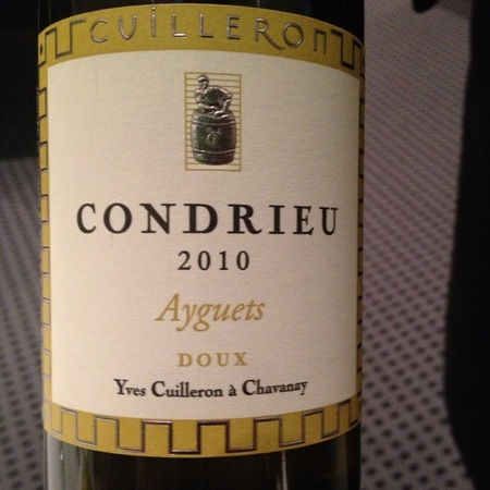 Yves Cuilleron Ayguets Condrieu Viognier 2014 (500ml)