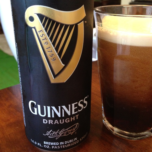 Draught Pasteurized Stout NV