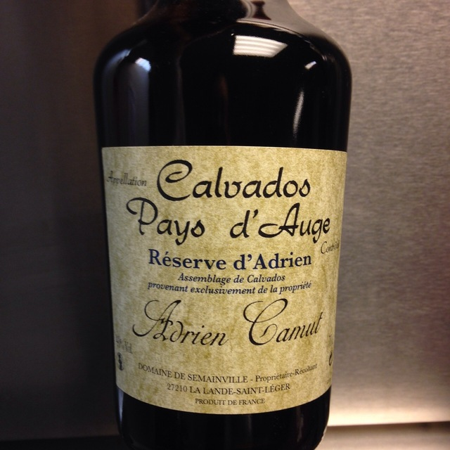 Reserve d'Adrien Calvados du Pays d'Auge  NV