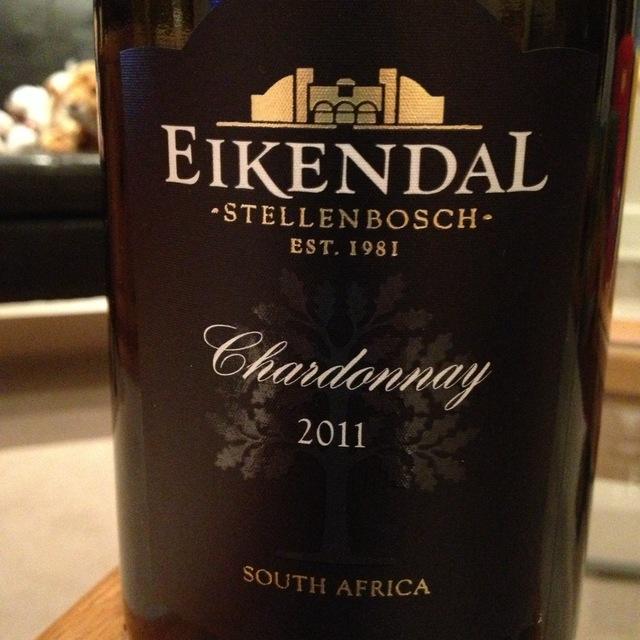 Stellenbosch Chardonnay 2014