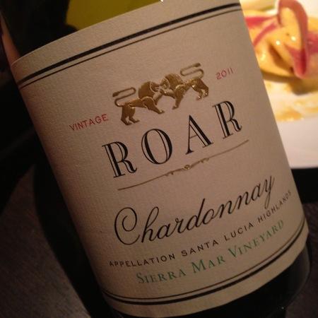 Roar Sierra Mar Vineyard Chardonnay 2014