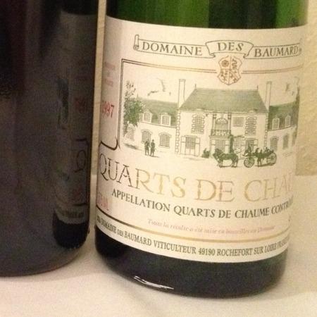 Domaine des Baumard Quarts de Chaume Chenin Blanc 1997