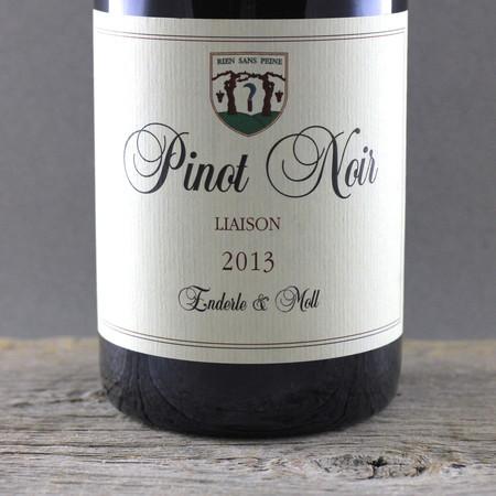 Enderle & Moll Liaison Pinot Noir 2014
