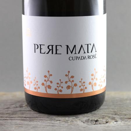 Pere Mata Cupada Rosé Cava Xarello Monastrell NV