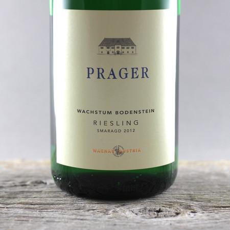 Prager Wachstum Bodenstein Smaragd Riesling 2012