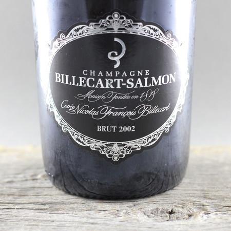 Billecart-Salmon Cuvée Nicolas François Billecart Brut Champagne Blend 2002