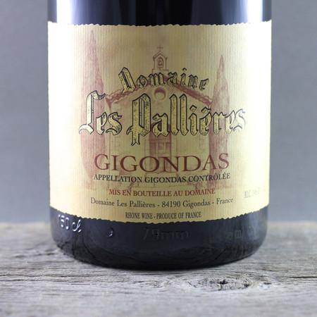 Domaine les Pallières  Gigondas Red Rhone Blend 2001 (1500ml)