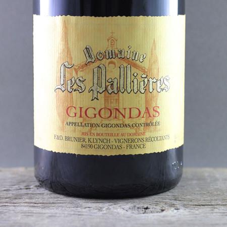 Domaine les Pallières  Gigondas Red Rhone Blend 2005 (1500ml)