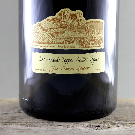 Jean François Ganevat Les Grands Teppes Vieilles Vignes Côtes du Jura Chardonnay 2011 (1500ml)