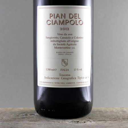 Montevertine Pian del Ciampolo Toscana Super Tuscan Blend 2012 (1500ml)