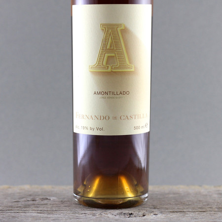 Rey Fernando de Castilla Antique Amontillado Sherry NV (500ml)