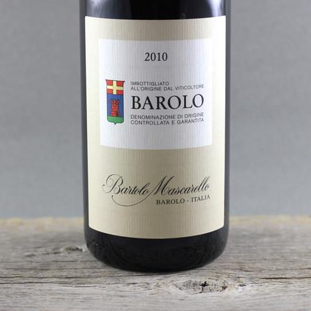 Cantina Bartolo Mascarello Barolo Nebbiolo 2010