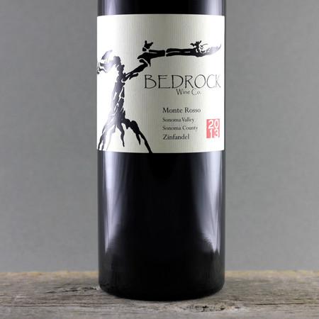 Bedrock Wine Co. Monte Rosso Vineyard Zinfandel 2013