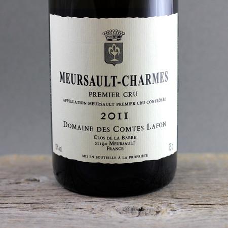 Domaine des Comtes Lafon Meursault-Charmes 1er Cru Chardonnay 2011