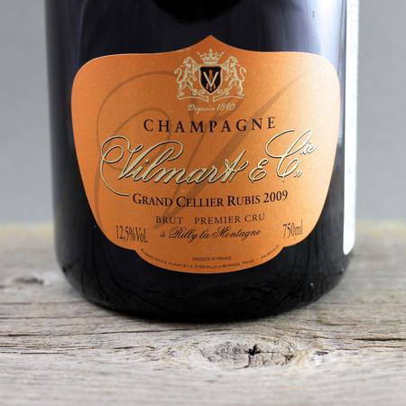 Vilmart & Cie Grand Cellier Rubis 1er Cru Brut Rosé Champagne 2009