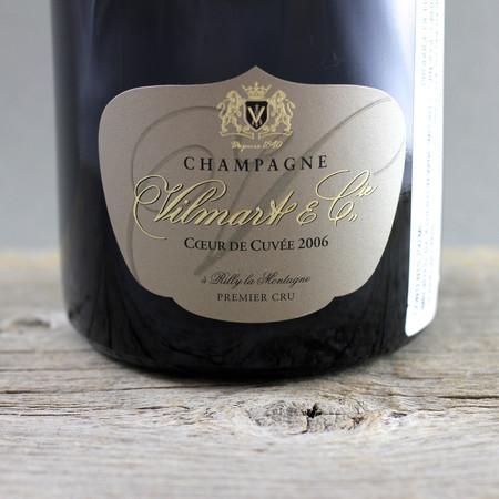 Vilmart & Cie Cœur de Cuvée Rilly-la-Montagne 1er Cru Brut Champagne Blend 2006
