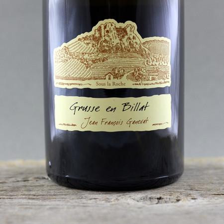 Jean François Ganevat Grusse en Billat Côtes du Jura Chardonnay 2011