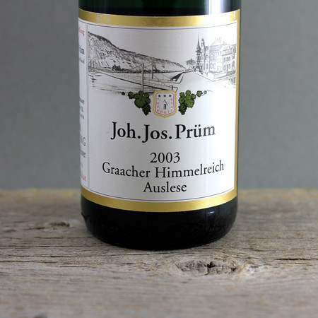 Joh. Jos. Prüm Graacher Himmelreich Auslese Riesling 2003