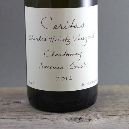 Ceritas Charles Heintz Vineyard Chardonnay 2012