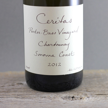 Ceritas Porter-Bass Vineyard Chardonnay 2012