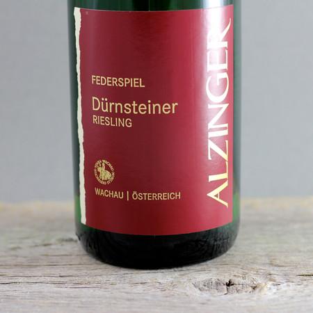 Alzinger Dürnsteiner Federspiel Riesling 2013