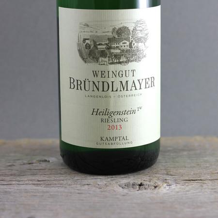 Weingut Bründlmayer Heiligenstein Riesling 2013