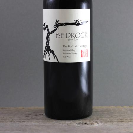Bedrock Wine Co. The Bedrock Heritage Red Blend 2013