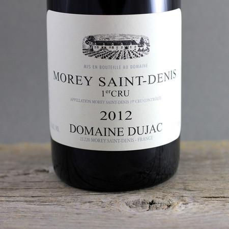 Domaine Dujac Morey Saint-Denis 1er Cru Pinot Noir 2012