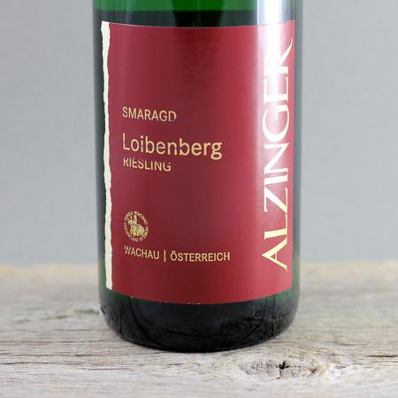 Alzinger Loibner Loibenberg Smaragd Riesling 2013