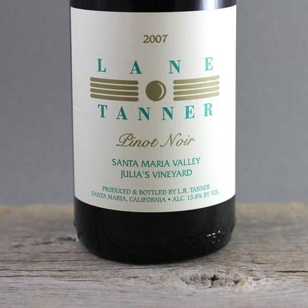 Lane Tanner Julia's Vineyard Pinot Noir 2007