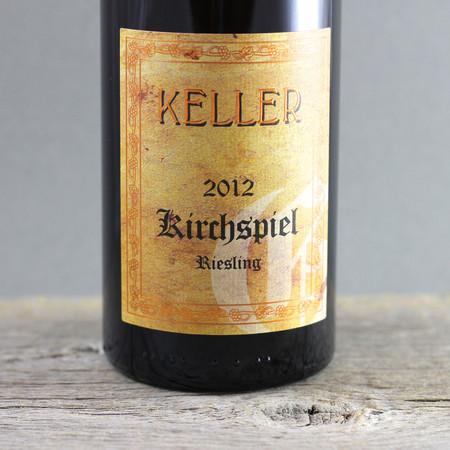 Weingut Keller Kirchspiel Grosses Gewächs Riesling 2012