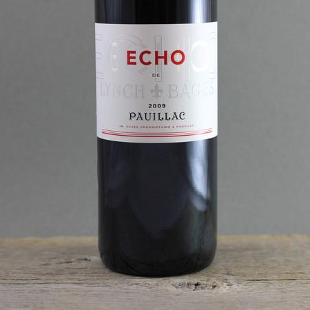 Château Lynch-Bages Echo de Lynch-Bages Pauillac Red Bordeaux Blend   2009