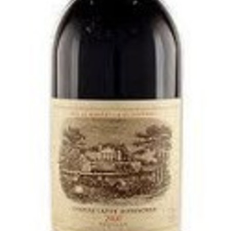 Château Lafite Rothschild Pauillac Red Bordeaux Blend 2000